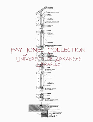 Project Gallery, Fay Jones Collection, University of